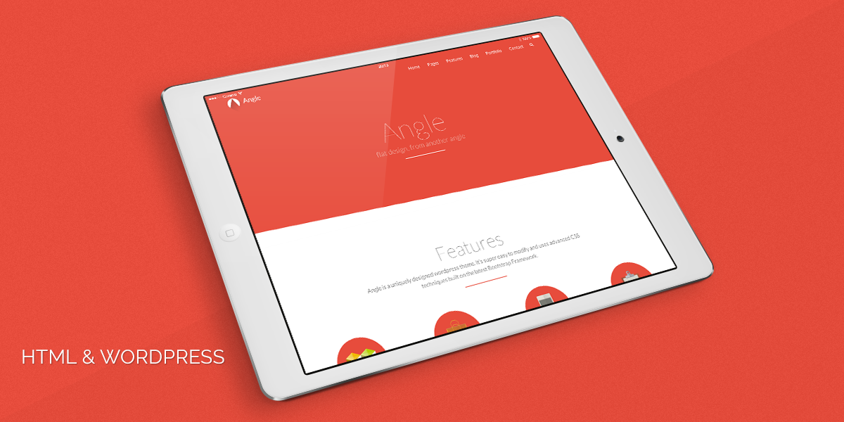 Enjoy Angle from an HTML point of view!