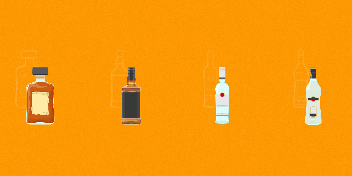 Set Of Iconic Design Bottles vol 2