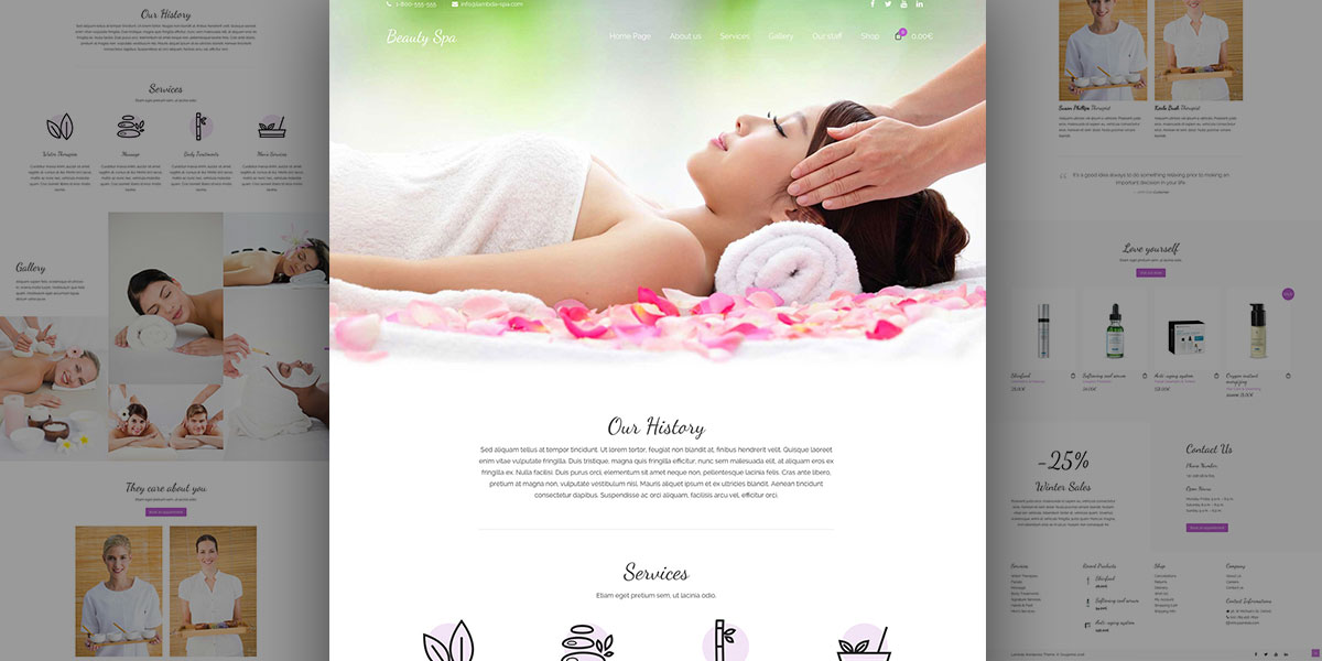 Treat yourself better with Lambda Beauty Spa demo!