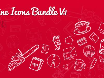 Outline Icons Bundle