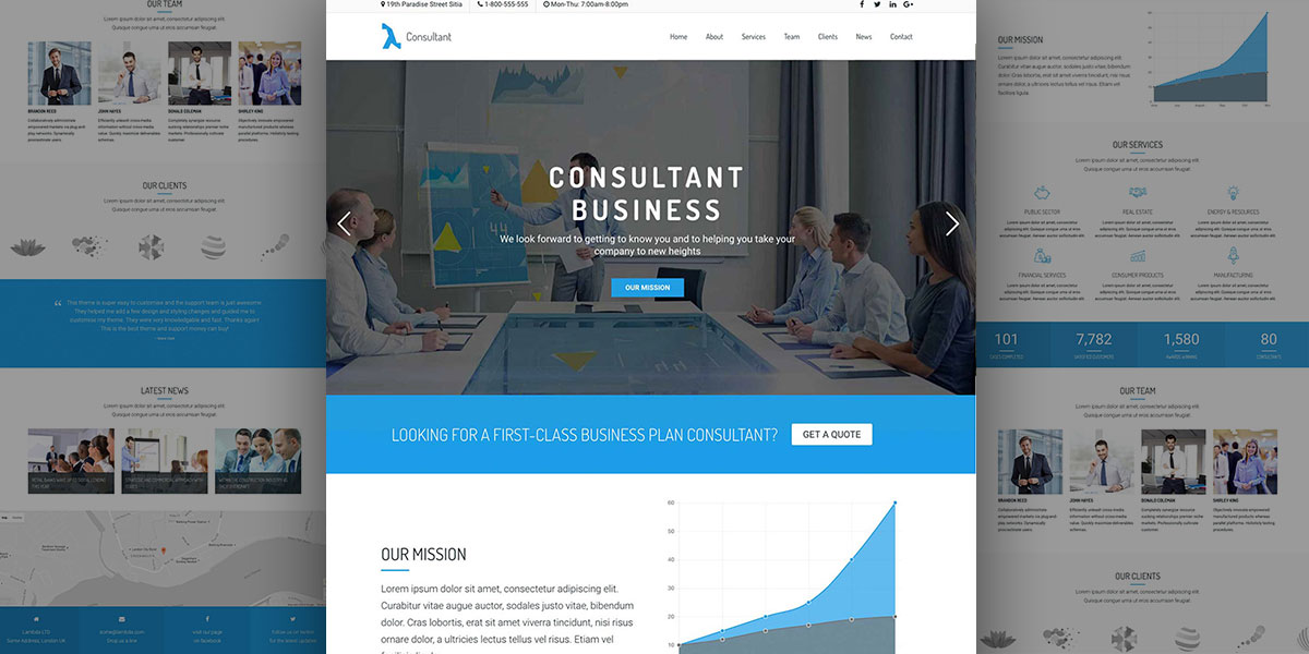 Expand your business with Lambda Consultant Demo