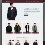WordPress Hipster e-Shop