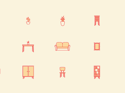 Creative Home Icons