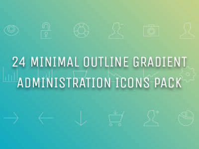 Administration Icons Pack