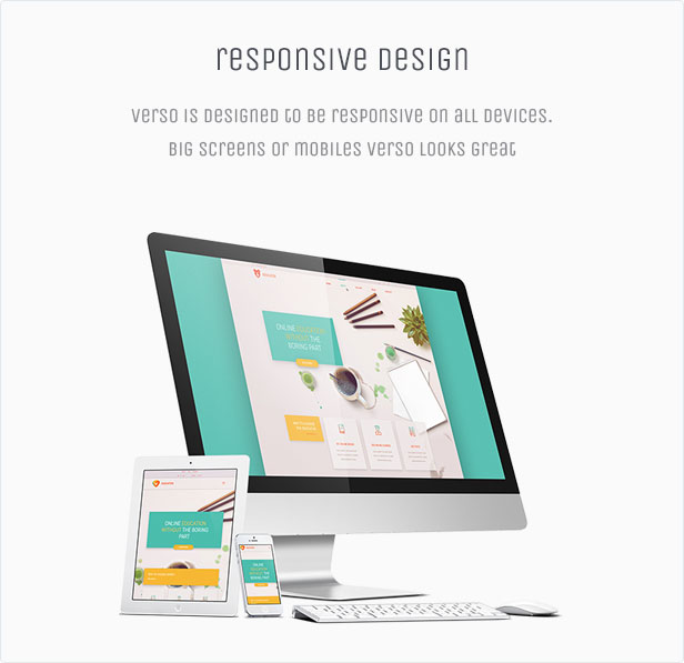 Verso multipurpose Theme